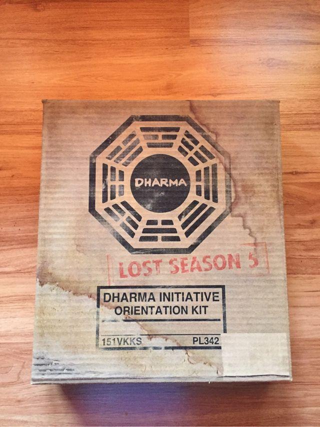 Dvd Lost (Perdidos) S5 Col.Ed