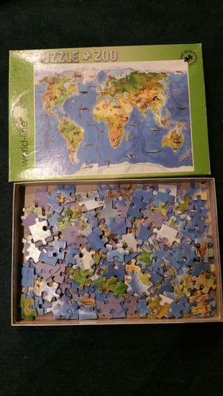 2 puzzles completos