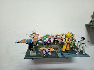 coleccion figuras de dragon ball
