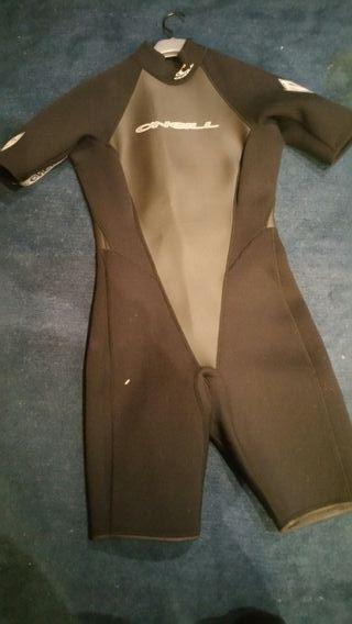 traje/buzo/neopreno o'neill surf talla 18 nuevo