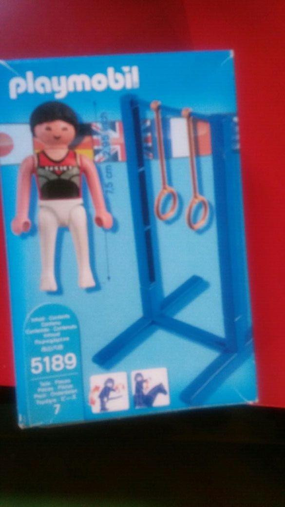 playmobil. anillas 5189