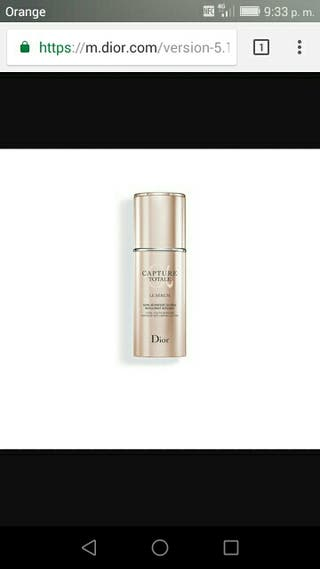 Dior Le serum