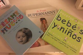 Libros para futuros padres