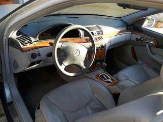 Mercedes-Benz Clase Sl500 largo 2001