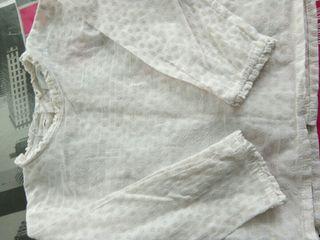 camisa niña pili carrera
