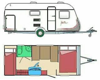 Caravana Sun Roller 50CP de 2006.