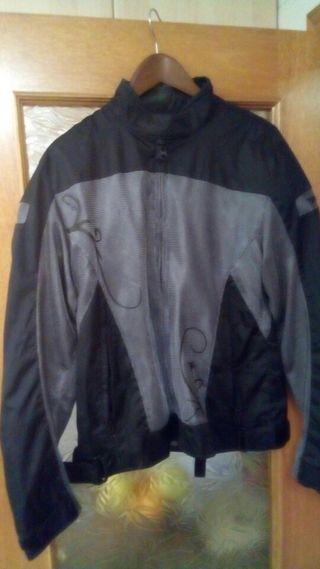 chaqueta moto