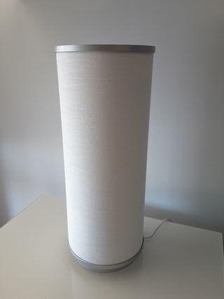 Lámparas de mesa 48cm de alto y 19 cm de diámetro