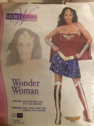 Disfraz adulto Wonder Woman