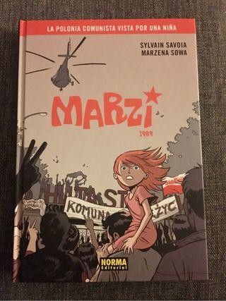 Libro Marzi 1989, Norma Edit.