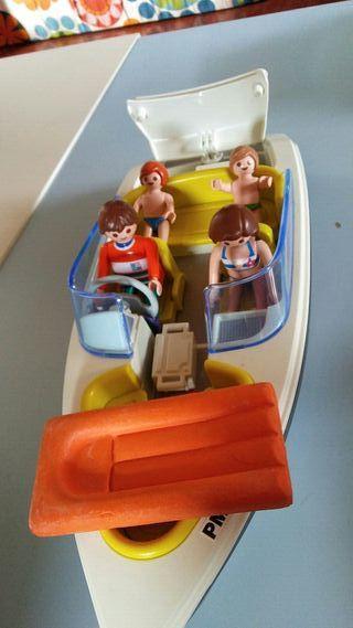 Playmobil. Yate con extras