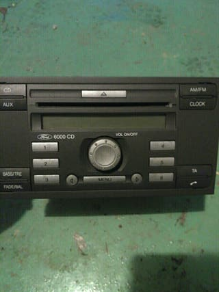 radio original ford focus 2006