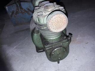 compresor de aire antiguo