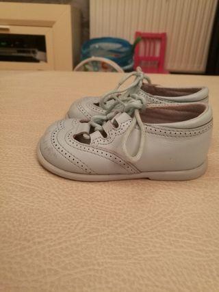 zapato bebe talla 19