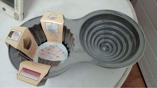 Molde para tarta
