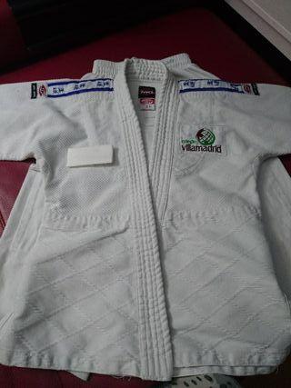 kimono para judo colegio villamadrid