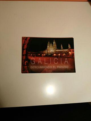 Libro Galicia descubriendo el paraíso