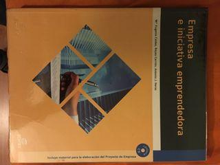 Libro empresa e i.emprendedora editex