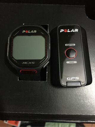 Pulsometro Polar RCX5 G5