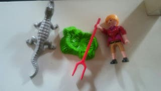 playmobil. caiman