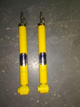 Amortiguadores bmw e30