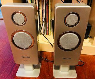 Altavoces multimedia Philips