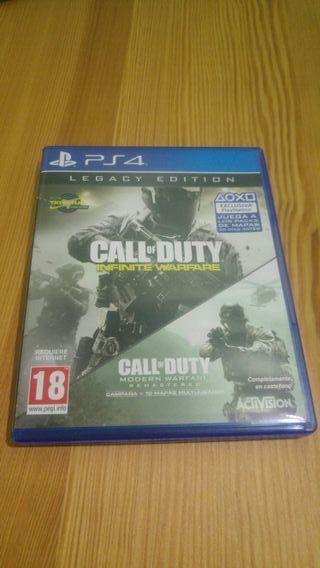 COD Infinite Warfare PS4
