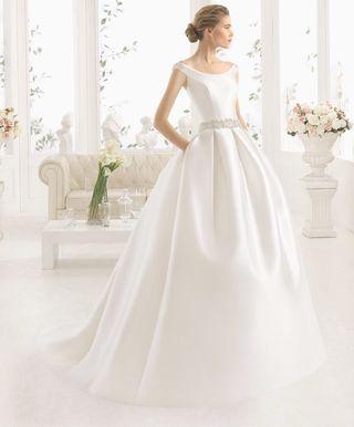 vestido de novia de marca de segunda mano en la provincia de cáceres