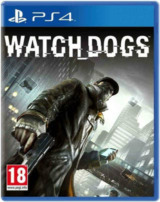 Wacth Dogs PS4