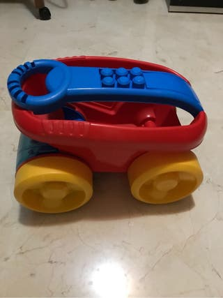 Recoge bloques fisher price