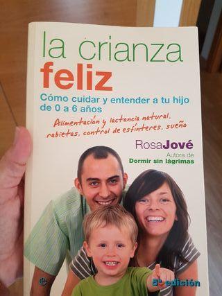 Libro la crianza feliz