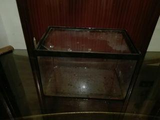 acuario de cristal