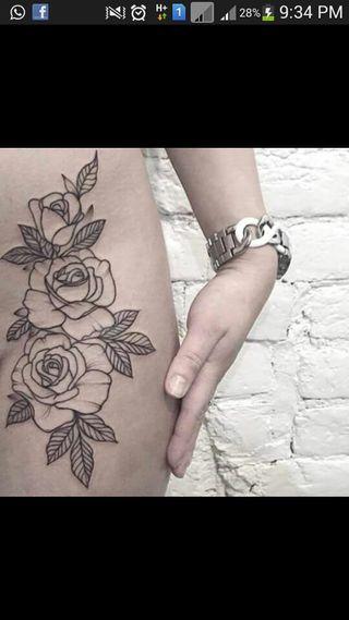 tatuador a domicilio en barcelona y cercanias