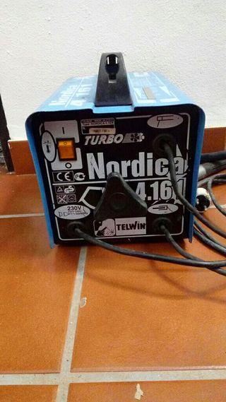electrica soldadora de electrodos