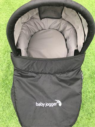 Capazo baby jogger