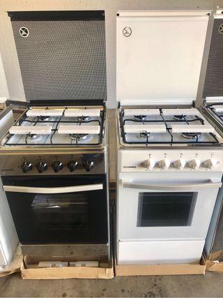 Cocinas gas nuevas