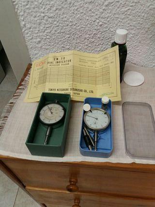 Reloj medidor.precision.