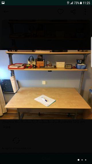 mesa de estudio nueva