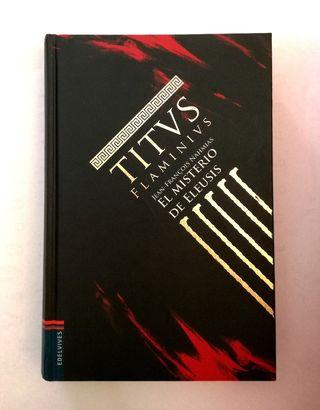 Titus Flaminuis El misterio de Eleusis
