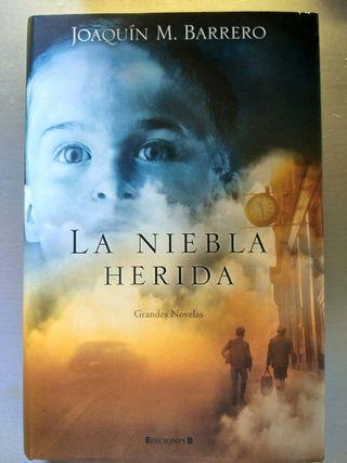 Libro La Niebla Herida