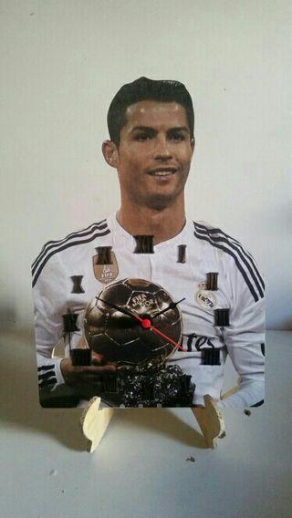 nuevo reloj del real madrid