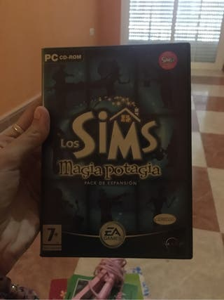 Los Sims Magia Potagia