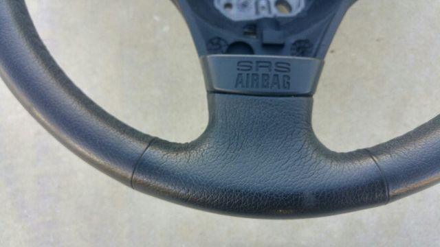 Volante deportivo cuero 3 radios BMW E46