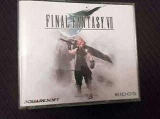 Final Fantasy VII para PC