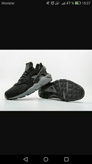 Nike huarache seminuevas