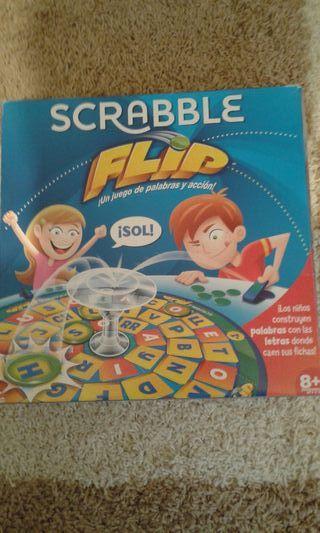 Juego de mesa Scrabble Flip