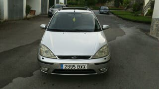 Ford Focus State Wagon