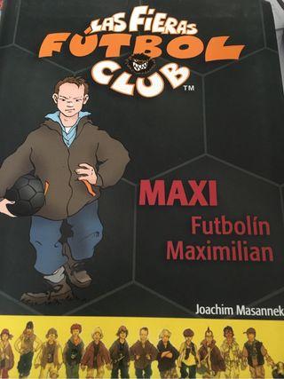 Las fieras futbol club - libro