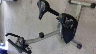 Bicicleta de gimnasio