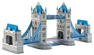 Puzzle 3D Torre Bridge De Londres